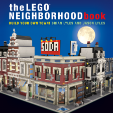 Lego neighborhood book